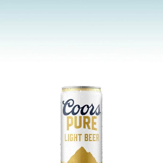 New Coors Pure is the newest take on organic beer with three simple ingredients: organic hops, organic barley, & water. #ItsOrganicButChillAboutIt