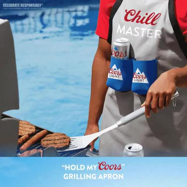 Just in time for summer, introducing the Hold My Coors collection featuring gear that helps you get back to chilling hands-free. Learn more and get your gear on our new merch site. Link in bio.